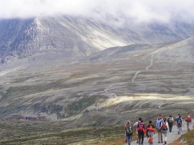 Noruega fiordosJosantrek senderismo (15)