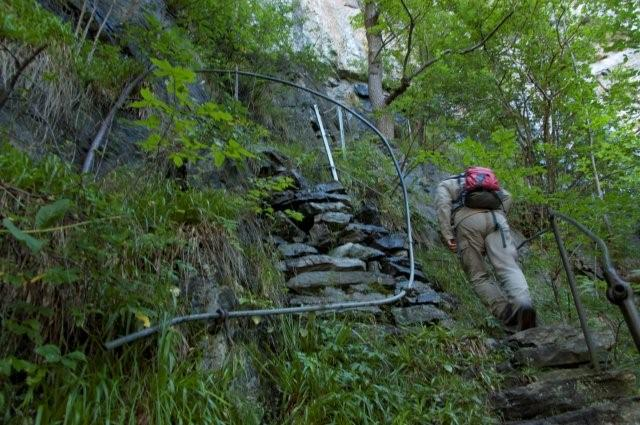 Noruega fiordosJosantrek senderismo (25)