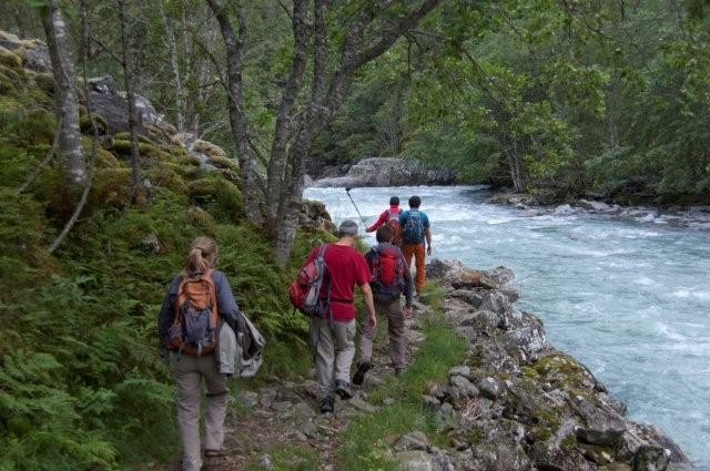 Noruega fiordosJosantrek senderismo (27)