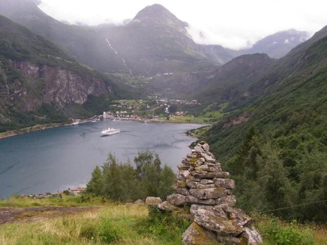Noruega fiordosJosantrek senderismo (3)